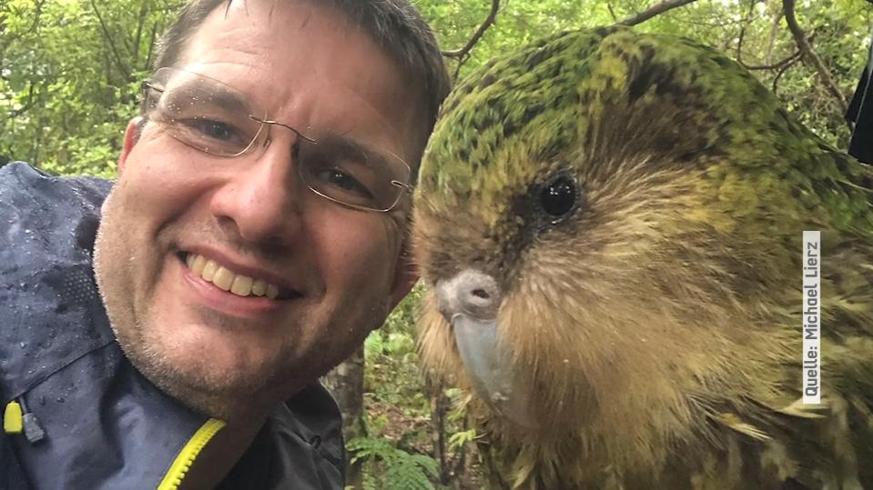From Laupach to New Zealand: Saving the Endangered Kakapo