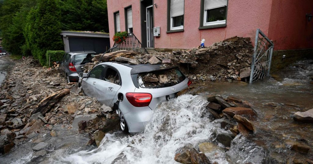 Germany hit by unusual thunderstorms - Liberation