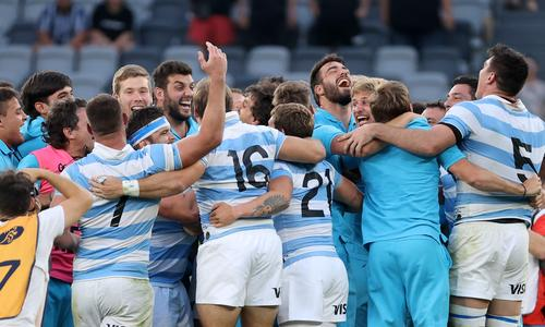 Glory day to Argentina fall from New Zealand