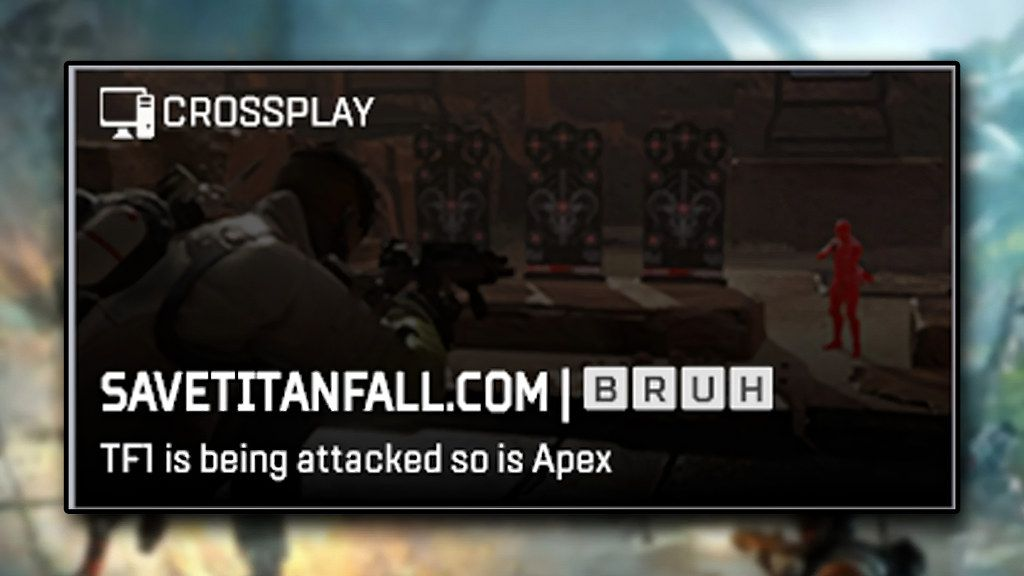 Hackers hack servers to ask Respawn to 'save Titanfall'