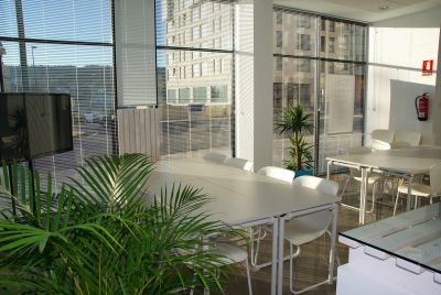 How do you adapt your company space to work remotely?