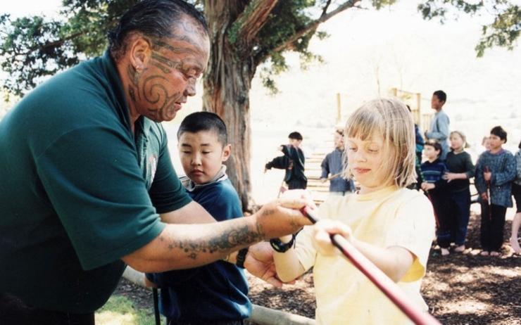 Cours de Mau Rakau l'art martial traditionnel Māori