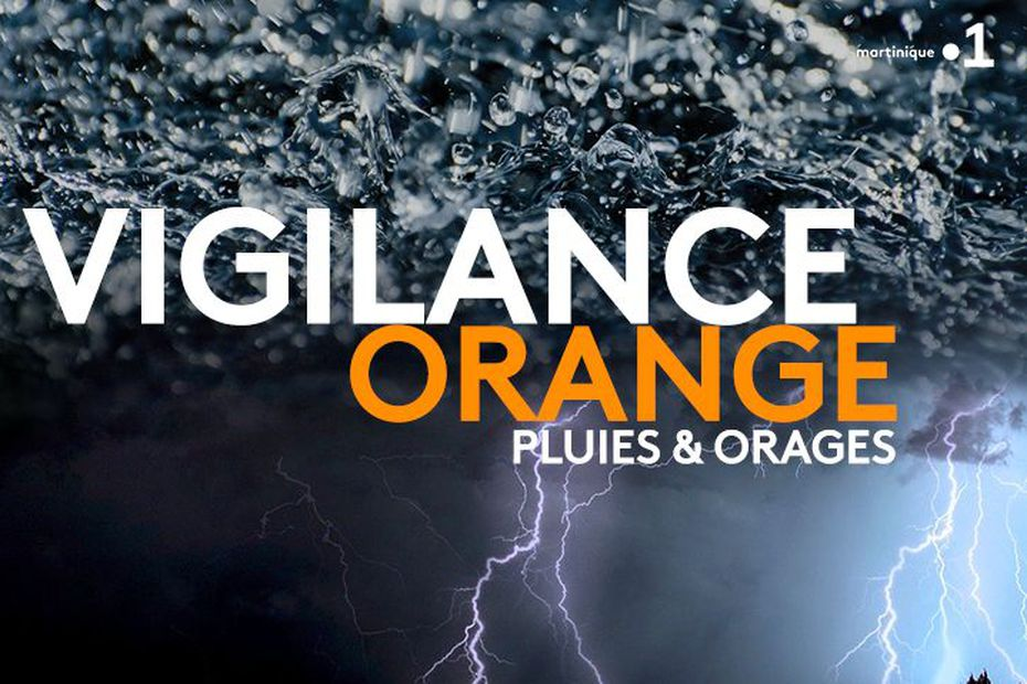 Martinique's passage in the orange awakening of