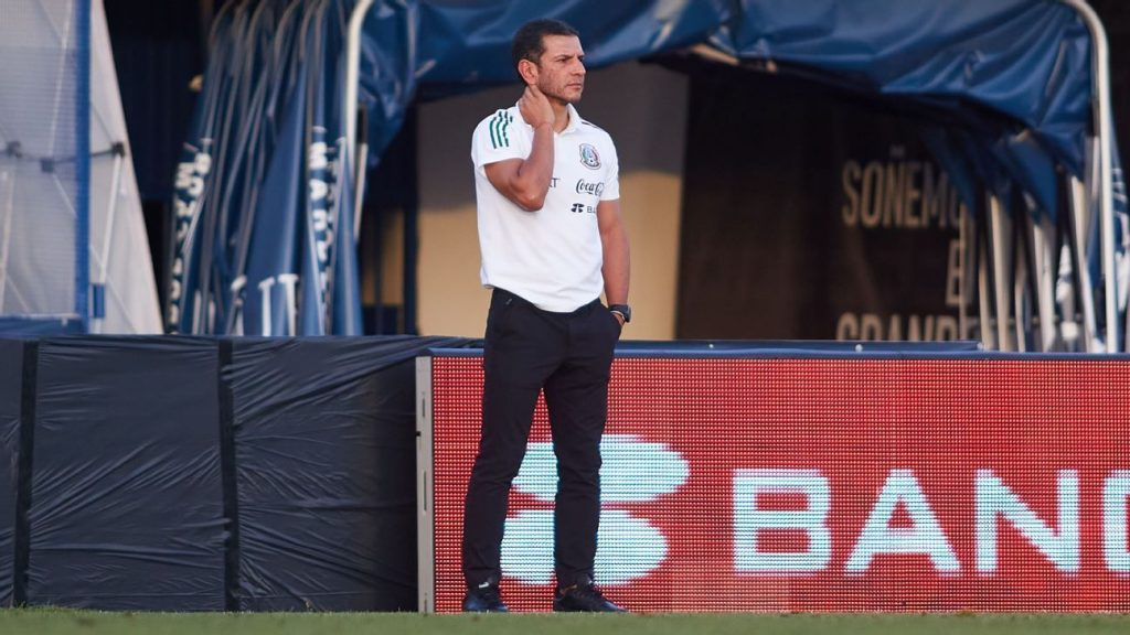 Mexico's warm-up match against New Zealand is in doubt