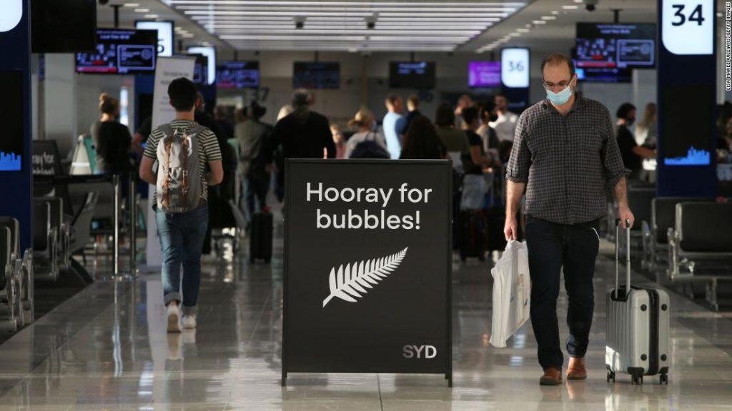 New Zealand-Australia travel bubble bursts as coronavirus cases rise in Australia