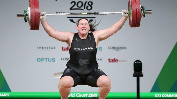 Transgender athlete - Hubbard
