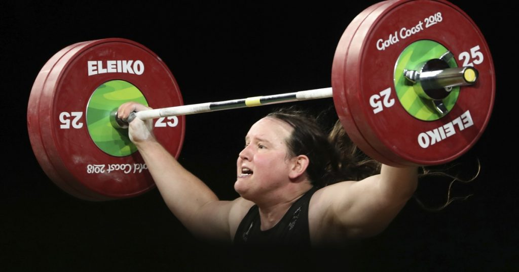New Zealand will bring the weightlifter to Tokyo
