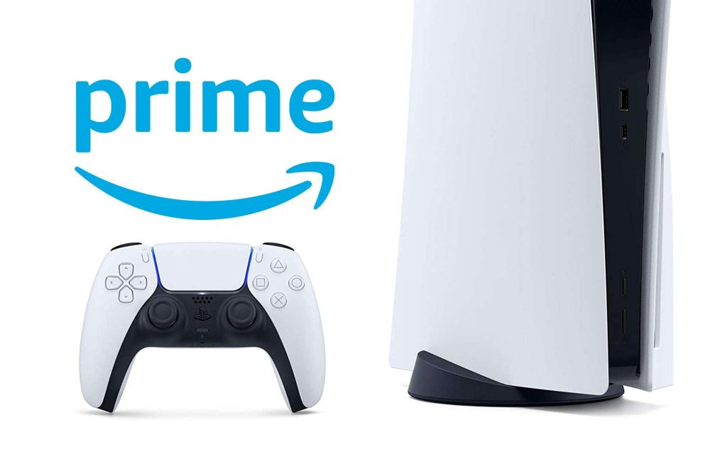 PS5, exclusively for Amazon Prime subscribers