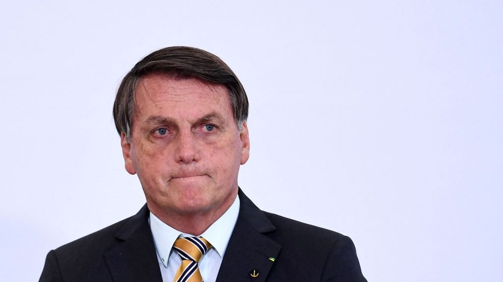 President Jair Bolsonaro was hospitalized with an intestinal obstruction, and no emergency intervention was planned التخطيط