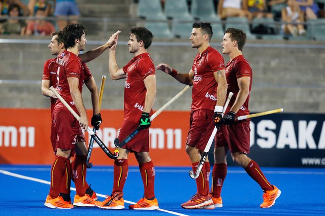 Red Lions instantly find Holland in not one final match - other sports