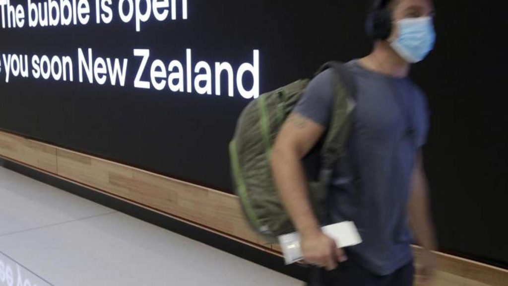 Restriction: Travel between New Zealand and Australia without a quarantine policy