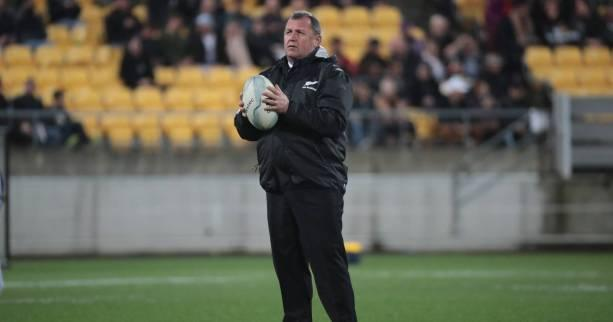Rugby - New Zealand - All Blacks train at 14 in case of red card