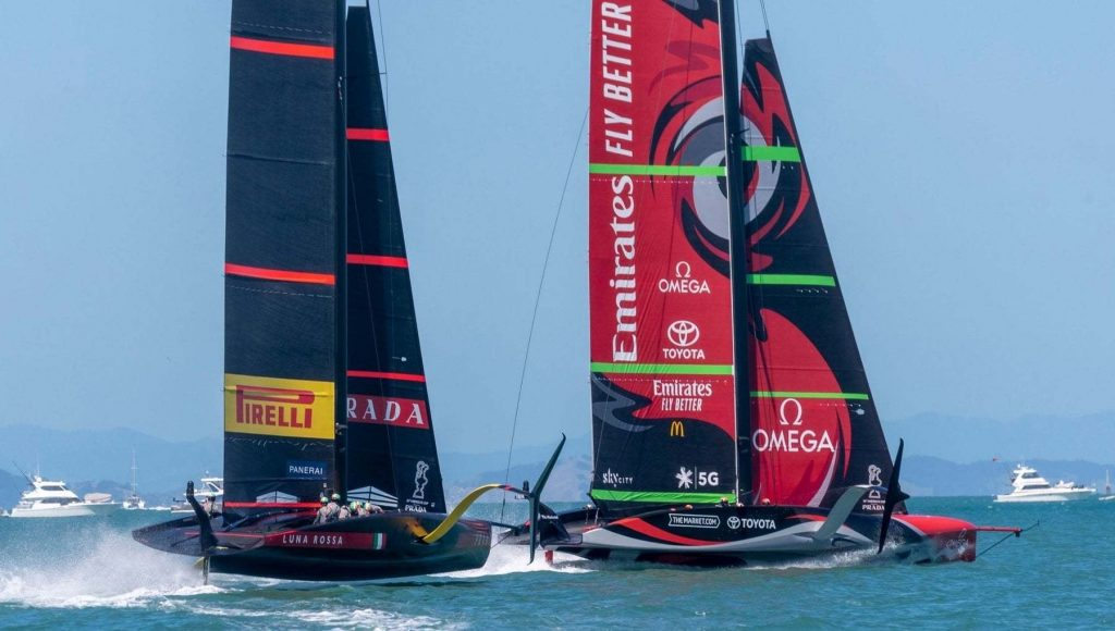 Sailing, America's Cup: A possible farewell to Auckland, New Zealand's deals with other countries