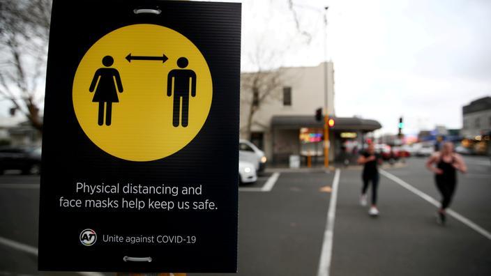 Auckland est la ville la plus peuplée de Nouvelle-Zélande.