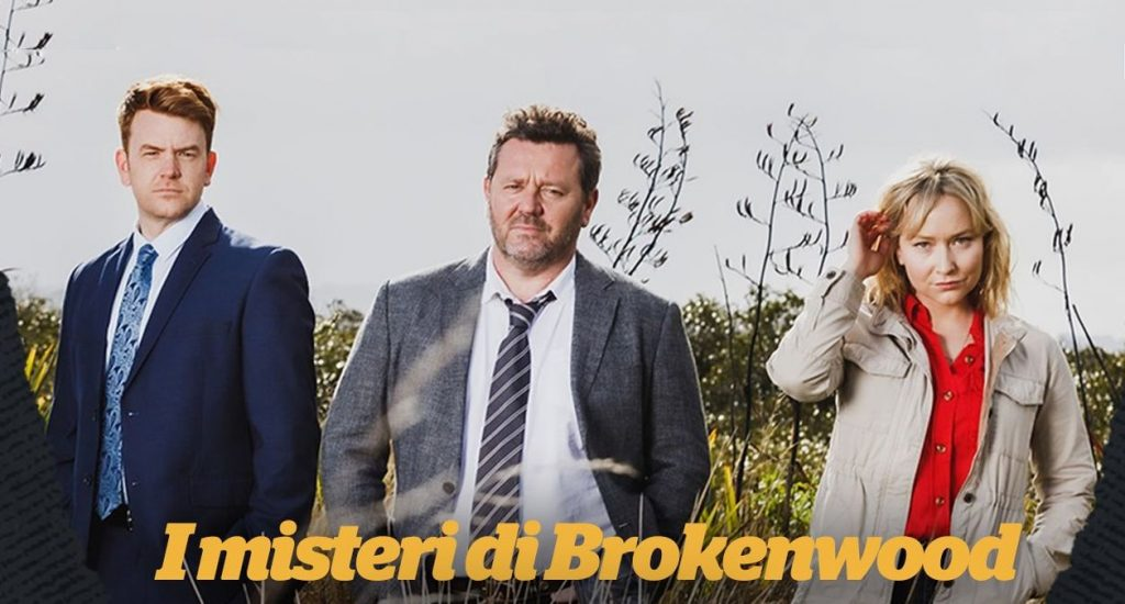 The end of The Mysteries of Brokenwood 7 on Giallo, season 8?