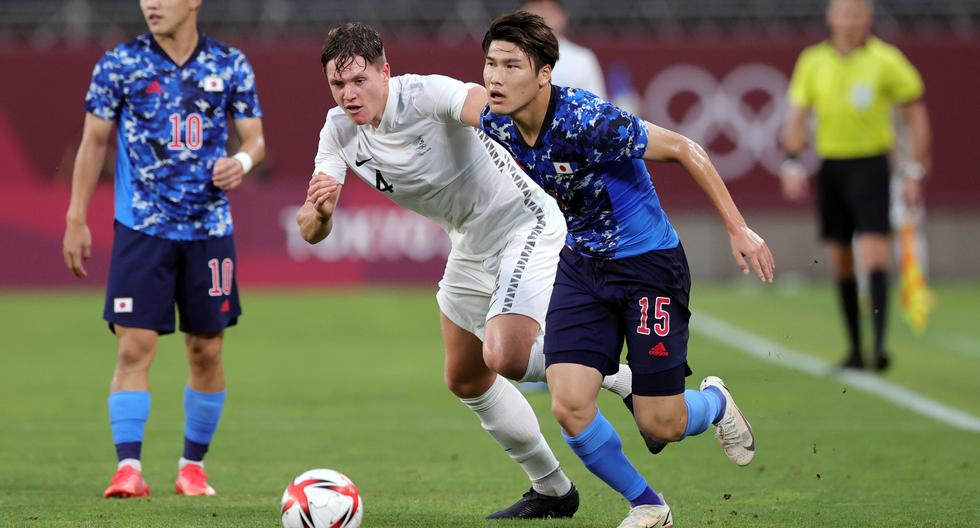 Tokyo 2020: Japan qualifies for the semi-finals after eliminating New Zealand on penalties |  Olympic Games |  international football