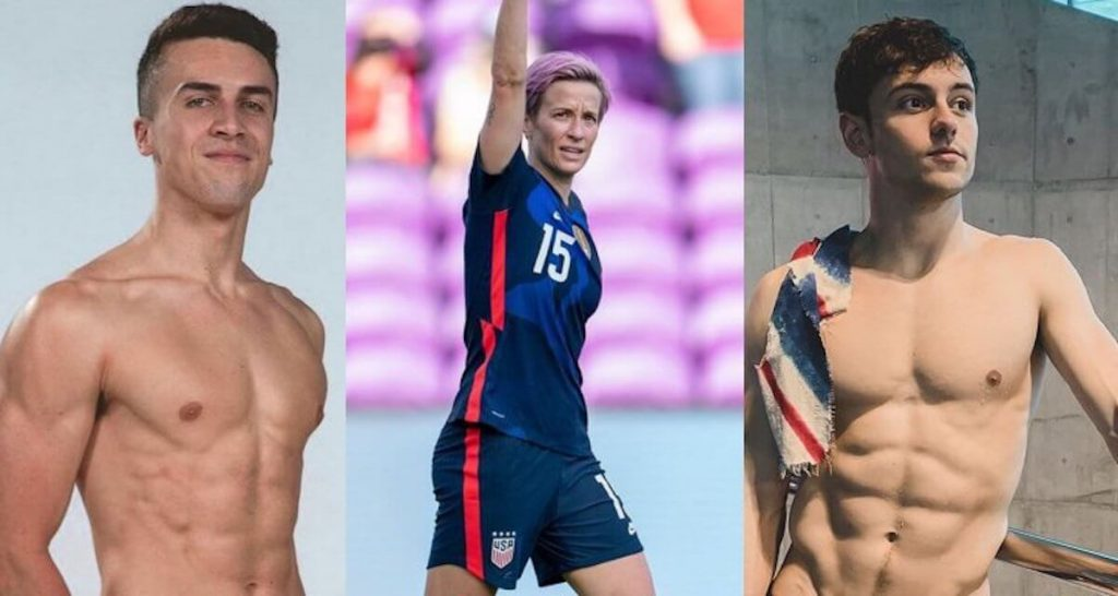 Tokyo 2020 Olympics, a record for openly gay athletes