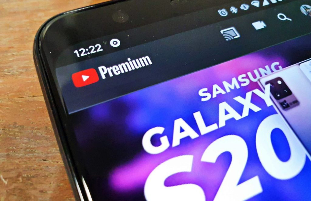 Removing ads no longer requires a YouTube Music subscription