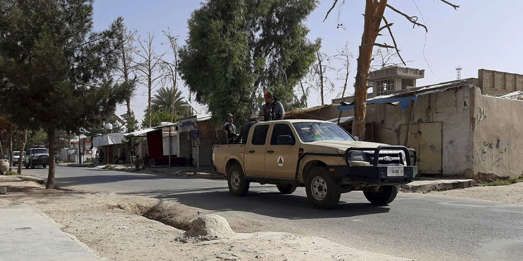 And in Afghanistan the army is demanding the evacuation of Askar Gah, at least 40 civilians were killed in twenty-four hours