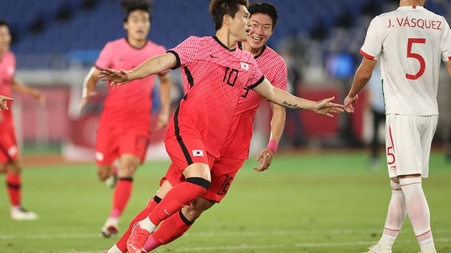 Japan will meet Spain in the semi-finals after defeating New Zealand
