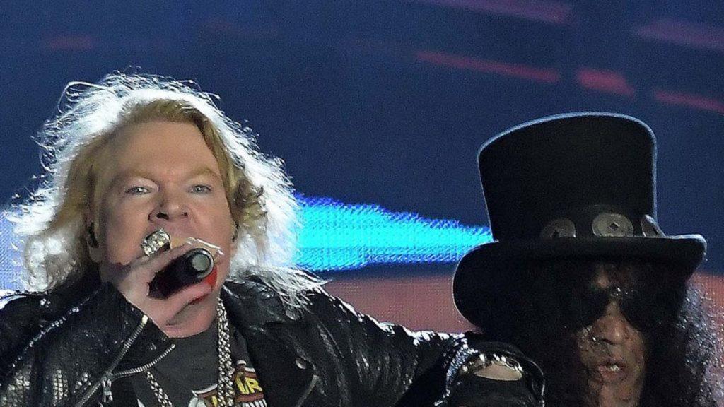 Guns N' Roses: New single 'Basic' released