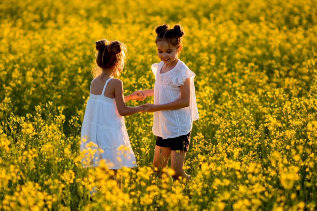 Study says that living near a forest or natural area is great for children's mental health