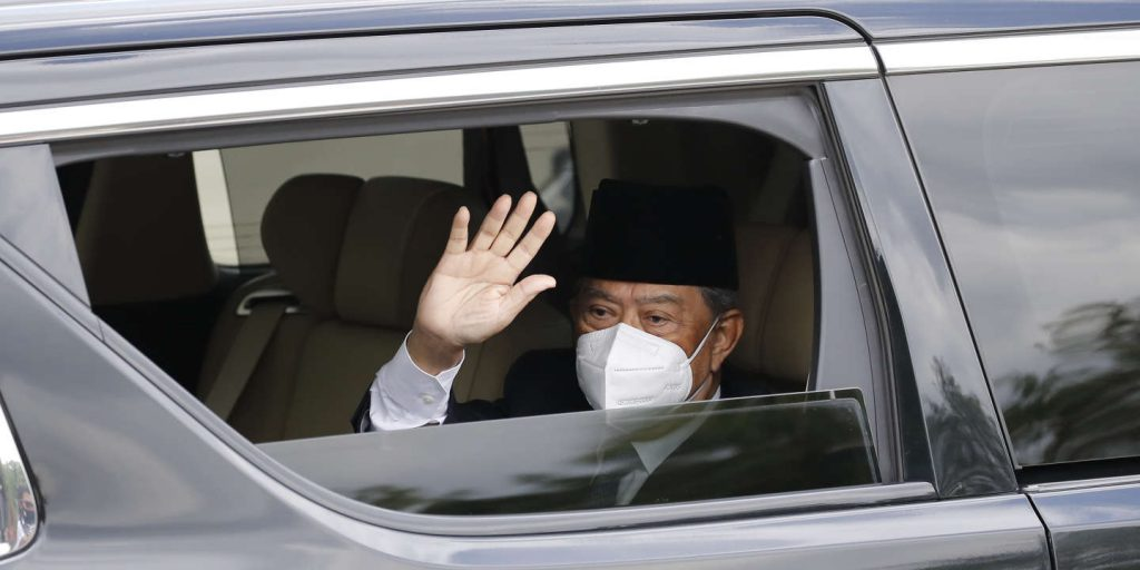 In Malaysia, Prime Minister Muhyiddin Yassin resigns