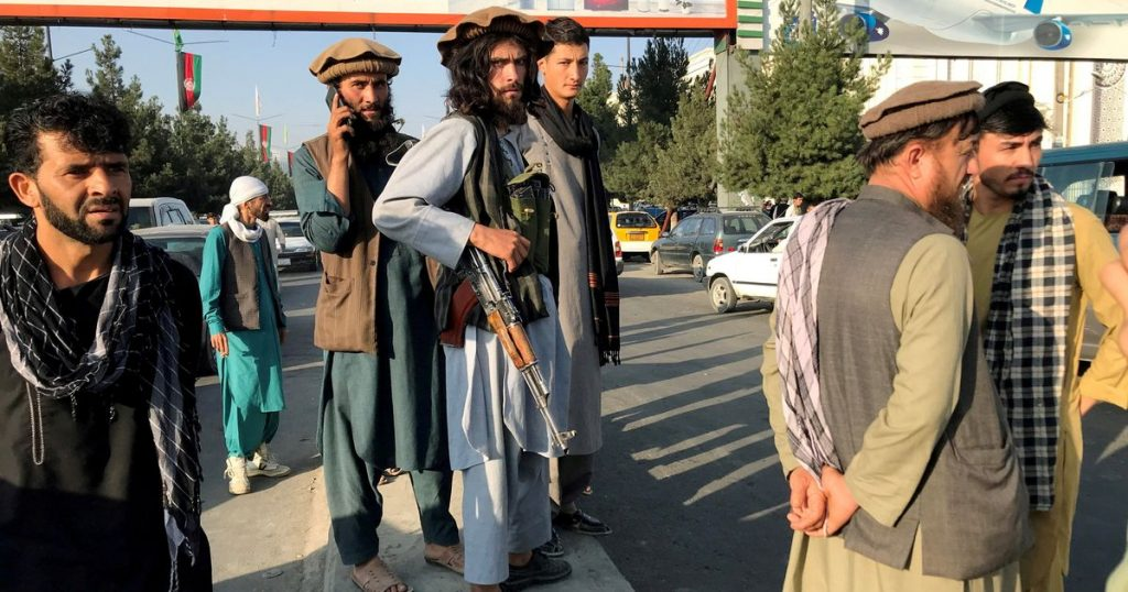 """In Afghanistan, the Taliban announced a """"general amnesty"""" for civil servants"""