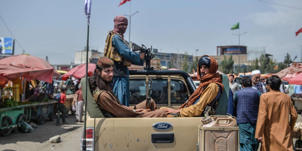 Taliban faces drying up of international financial flows