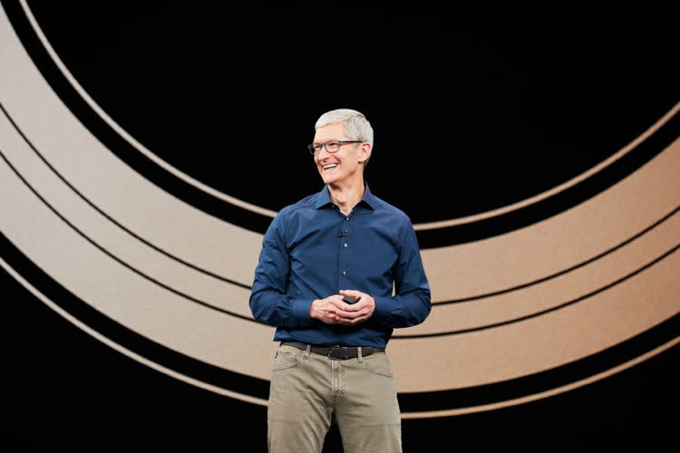 Before hanging up the gloves, Tim Cook would like to launch a new product category