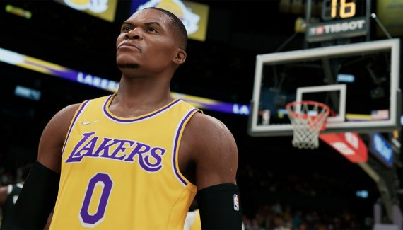 And here is the first trailer for NBA 2K22 |  NBA