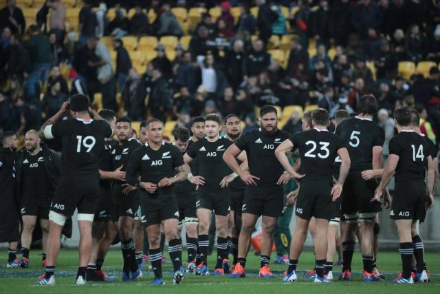 Al-Terrad will be the sponsor of the All Blacks team from 2022