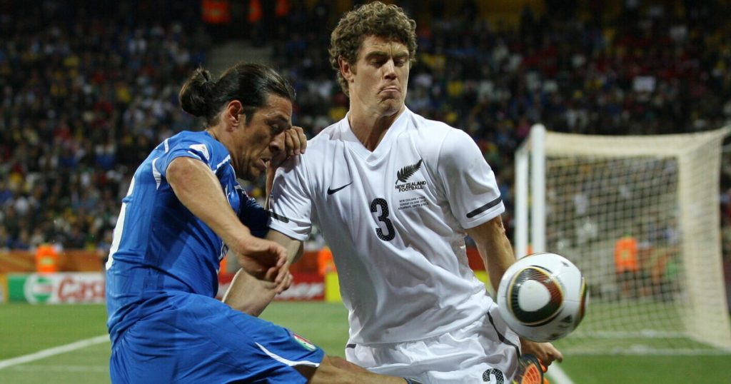 'All eggs', for New Zealand football, has become an embarrassing nickname