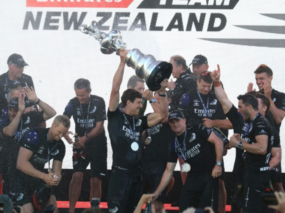 America's Cup: Team New Zealand not sure of defending their title in New Zealand