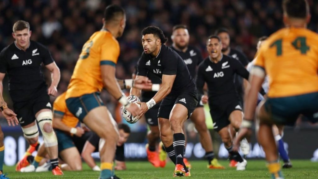Australia-New Zealand, in the second round of the rugby tournament, at risk of cancellation