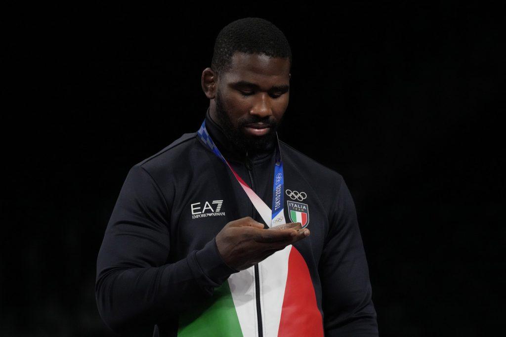Bronze Abraham Coniedo!  - OA Sport