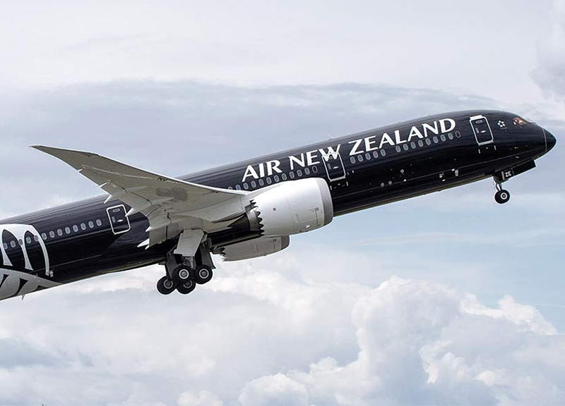 China, New Zealand plane did not land for Taiwan references