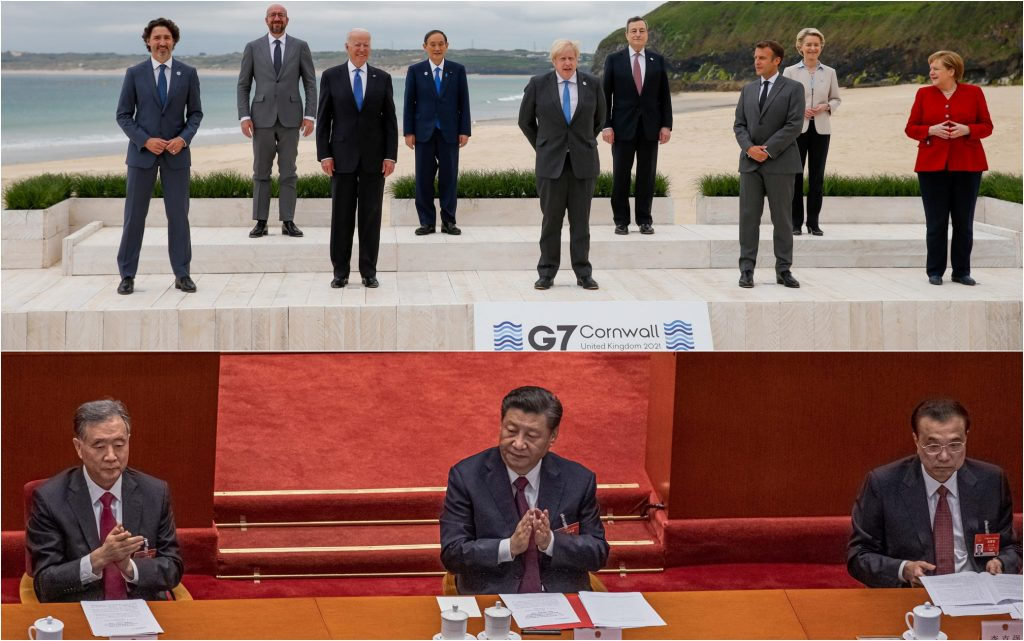 China attacks G7: 'Political manipulation and interference in our internal affairs'