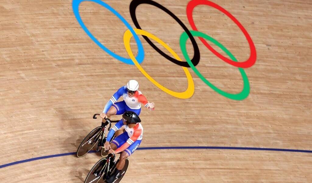 """Cycling OJ.  """"The special shape of the path can explain all these records.""""  sports"""