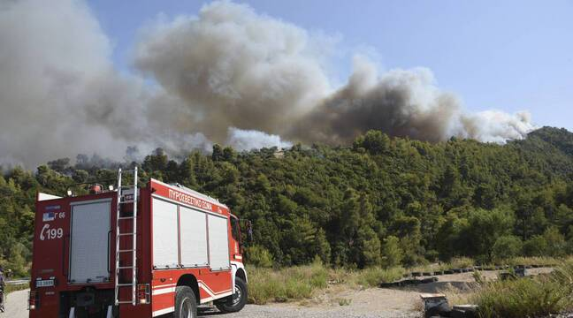 Evacuated villages, wounded and emergency aid in the Peloponnese