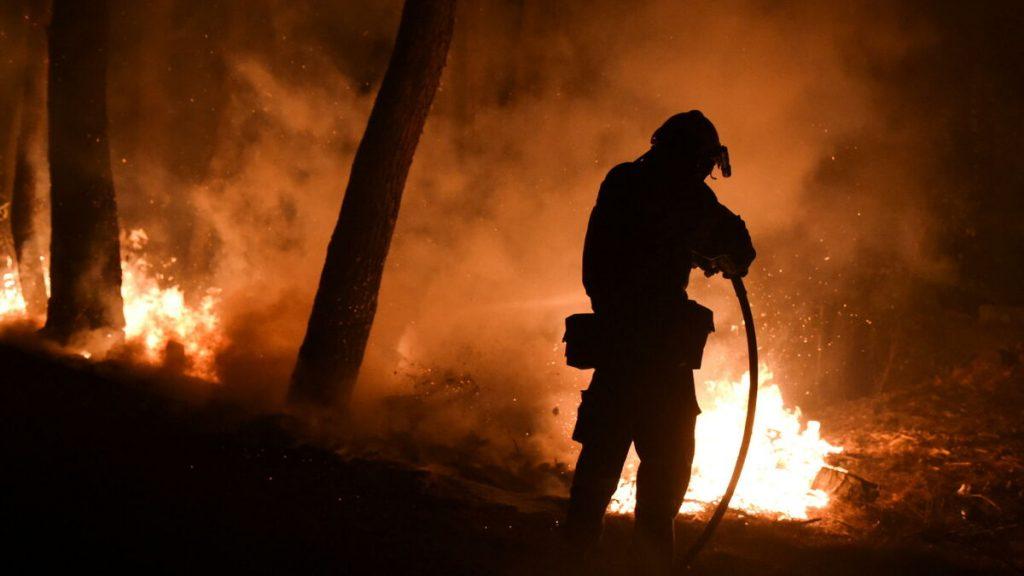 Fires: Greece is still burning, Turkey is helped by rain