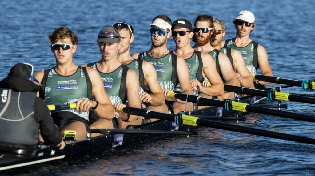 In the Olympic qualifiers held in Lucerne, New Zealand's struggle came almost eight times