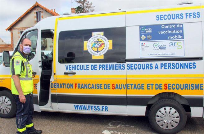 L'espace Madeleine-Sologne a servi de vaccinodrome
