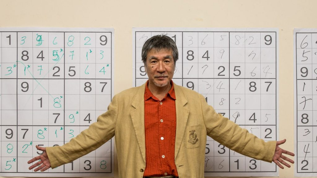 """Maki Kaji, the """"father of Sudoku"""" has passed away at the age of 69"""