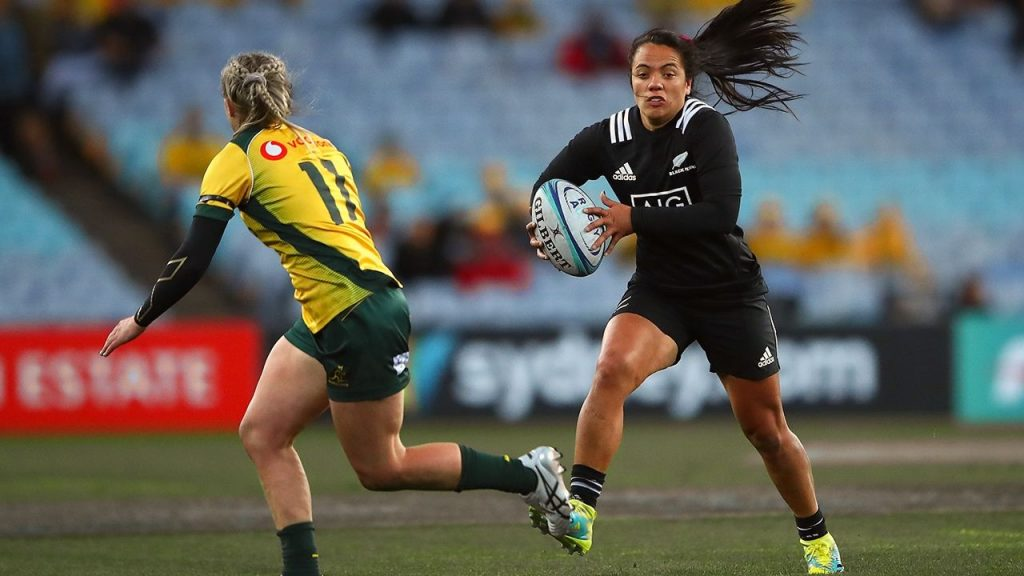New Zealand and the process paid off with the gold medal in Tokyo 2020