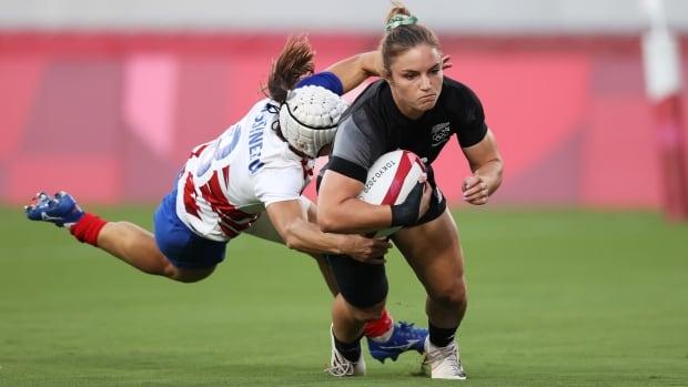 New Zealand beat France in long-awaited women's rugby Golden Sevens
