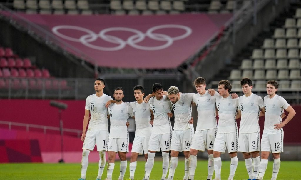 """New Zealand plans to drop the """"All Whites"""" name"""