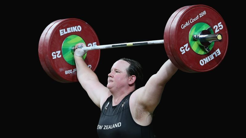 New Zealand transgender weightlifter to compete in Tokyo Olympics