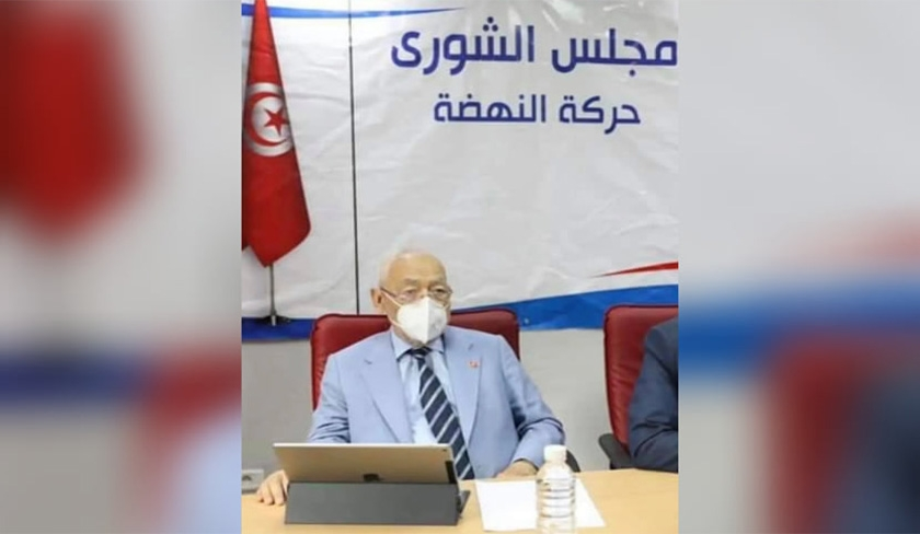 Rached Ghannouchi is flat but really flat