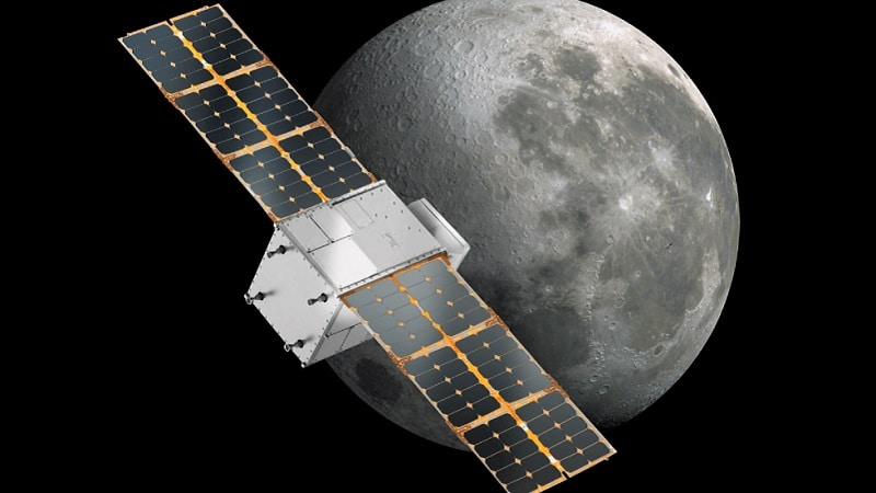 Low Satellite CAPSTONE de Rocket Lab